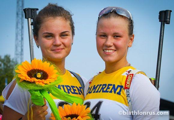 Биатлонисты завоевали две бронзовые медали вспринте начемпионате мира