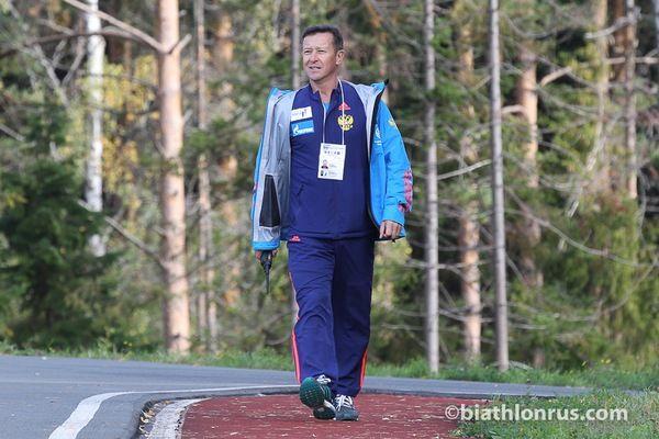 Вологжанин победил вчемпионате РФ побиатлону