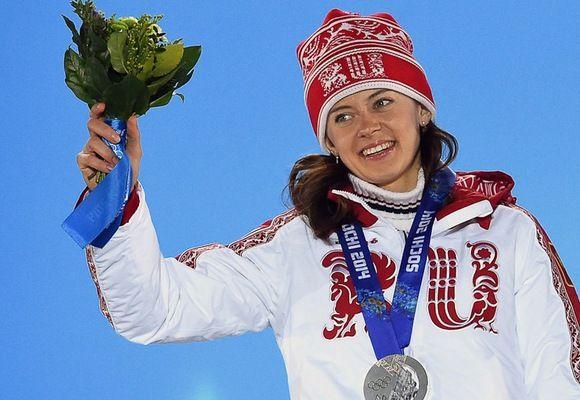 Русская биатлонистка Ольга Вилухина завершила спортивную карьеру