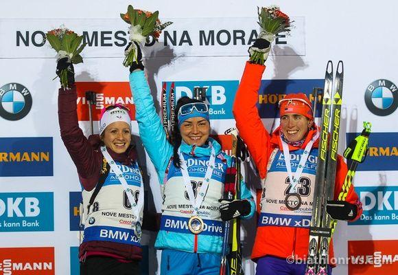 Россиянка Татьяна Акимова выиграла спринт вНове Место