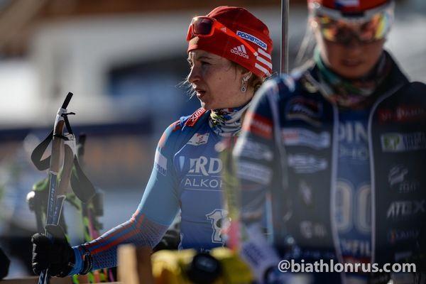Биатлон 10.02.2017 Чемпионат Мира Спринт Женщины