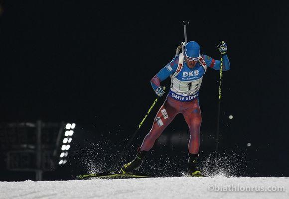 Антон Шипулин вошёл всостав сборной наэтап Кубка мира вКонтиолахти