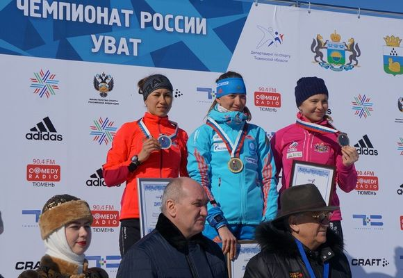 Биатлонист Алексей Слепов победил вспринте начемпионате России вУвате
