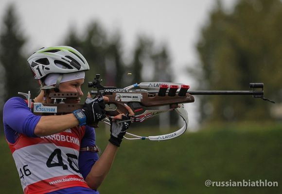 ВЧайковском стартовал чемпионат РФ полетнему биатлону