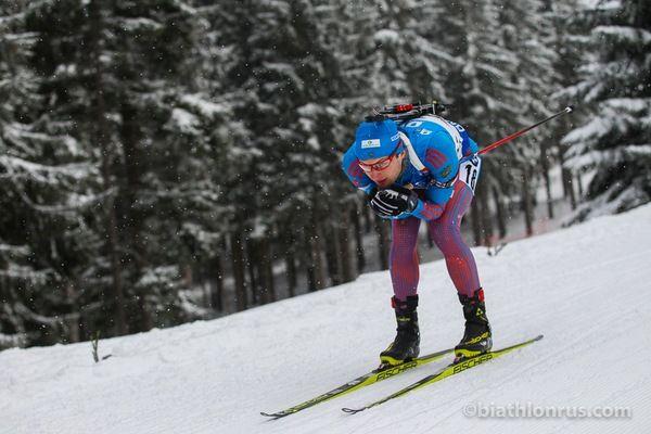 Определён состав женской биатлонной команды РФ наэтап Кубка мира вОберхофе